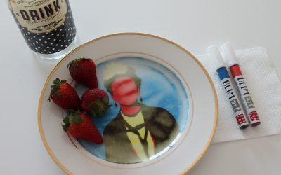 ¿Cómo sublimar una pieza de cerámica de forma permanente?