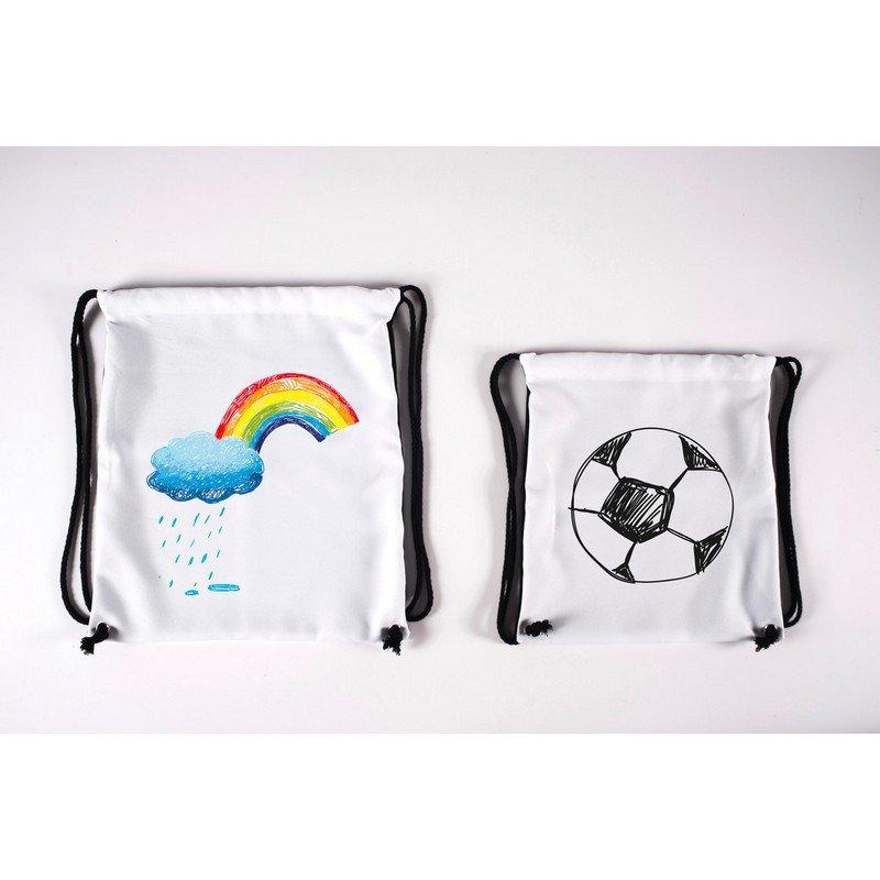 Bolsa de tela para niños