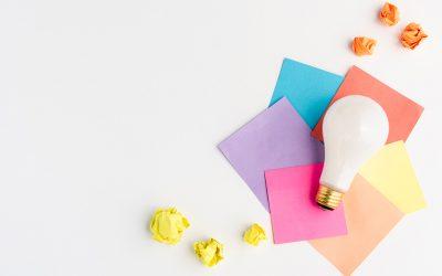 Manualidades para mejorar la creatividad en casa