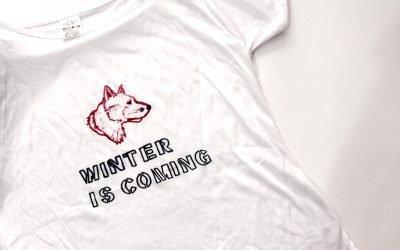 Las mejores frases para estampar camisetas