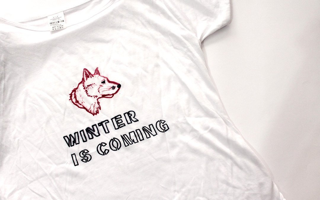 Las mejores frases para estampar en las camisetas